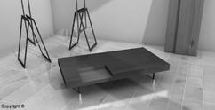 TABLE BASSE LEVIT